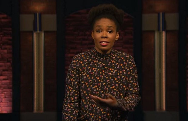 'Late Night With Seth Meyers' Writer Amber Ruffin To Host Writers Guild Awards