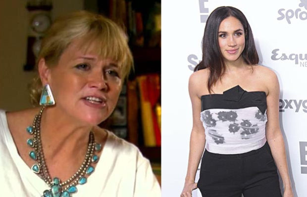 Meghan Markle's Half-Sister Throws Shade At Prince Harry