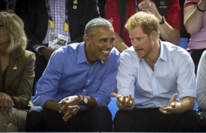 Prince Harry Wants The Obamas At His Wedding And Trump Will Be 'Enraged'