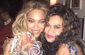 Tina Lawson Checks Beyoncè Critics After Kaepernick Speech