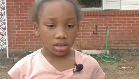 Brave 7-Year-Old Saves Family In Fire