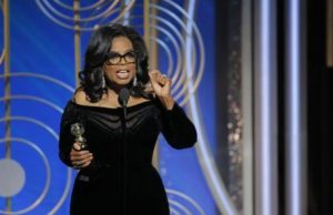 Golden Globes 2018: Oprah Honored, Accepts With Rousing Speech [FULL VIDEO]