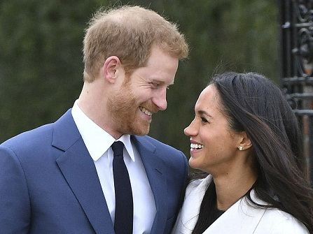Lifetime Developing A Meghan Markle, Prince Harry TV Movie