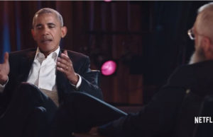 Obama Talks Dancing With Prince On Letterman's New Netflix Show