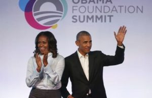 Obama's To Attend Unveiling Of Their Smithsonian Portraits In February