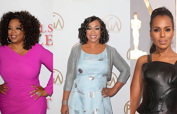 Shonda Rhimes, Kerry Washington & Others Join 'Time's Up' Initiative