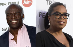 Singer Seal Drags Oprah For Pictures With Harvey Weinstein