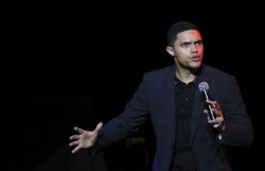 Trevor Noah Shut's Down Trump For Racist Immigration Comment
