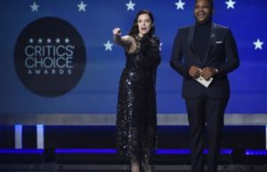 Women Win Big At Critic's Choice Awards