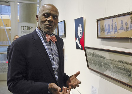 Alan Page Exhibits Slavery Artifacts In Time For Super Bowl