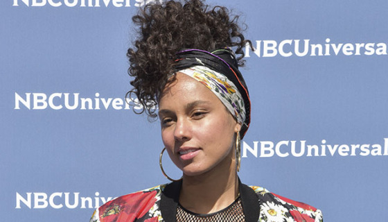 Alicia Keys Reportedly Shopping For New Recording Contract