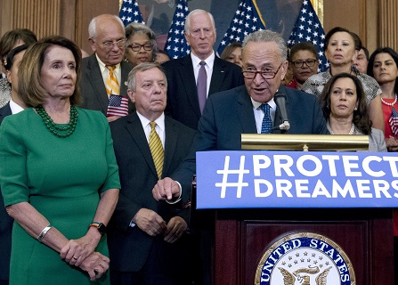 Bipartisan Immigration Bill Surfaces, Trump Knocks It Down