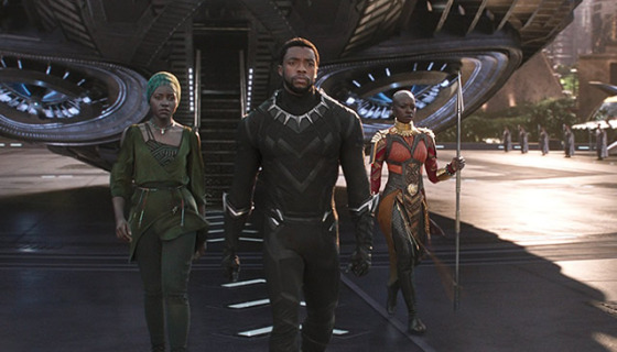 'Black Panther' Has Another Record-Setting Weekend