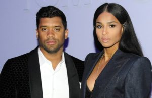 Ciara And Russell Wilson Finally Show Baby Sienna