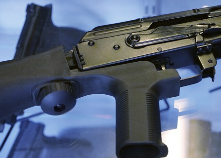 Cities, States Ban Bump Stocks After Push Stalls In Congress