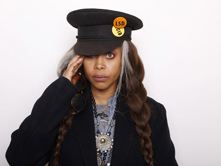 Erykah Badu Had An Epic 47th Birthday Party