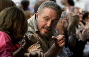 Fidel Castro's Oldest Son Commits Suicide