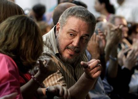 Fidel Castro's Oldest Son Commits Suicide