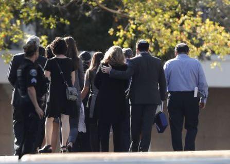 Florida High School Shooting Survivors Lash Out At President Trump