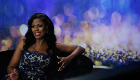 Omarosa: 'The Country's In Trouble'