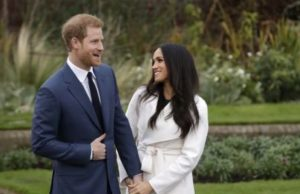 Prince Harry, Meghan Markle Share More Wedding Details
