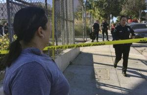 Teen Critical After LA School Shooting, Student Arrested