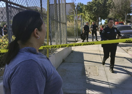 Teen Critical After LA School Shooting, Student Arrested