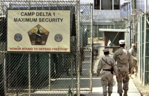 Trump Signs Order To Keep Guantanamo Bay Prison Open