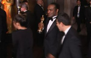"Alleged Oscar Thief Says He Will ""Aggressively"" Fight Charges"