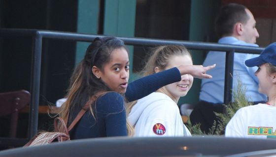 Ante Up: The Weinstein Company Owes Malia Obama Money