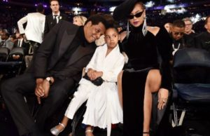 Blue Ivy Bids On 19K Painting But Jay Z's Not Having It