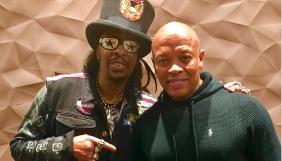 Bootsy Collins & Dr
