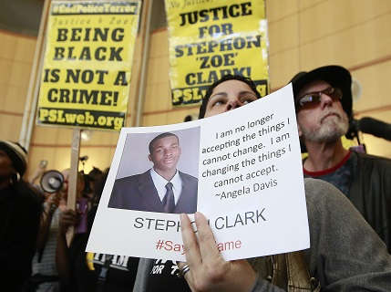 California AG Joins Investigation Of Fatal Police Shooting
