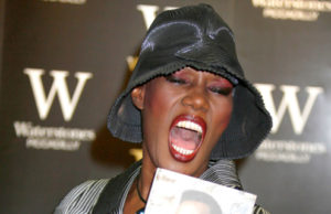 Grace Jones To Headline N.Y