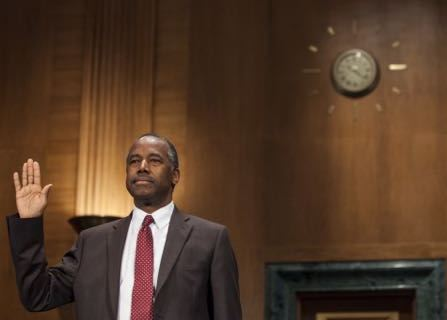 HUD Official Says She Was Demoted After Reporting Ben Carson's Office Redecoration Expenses