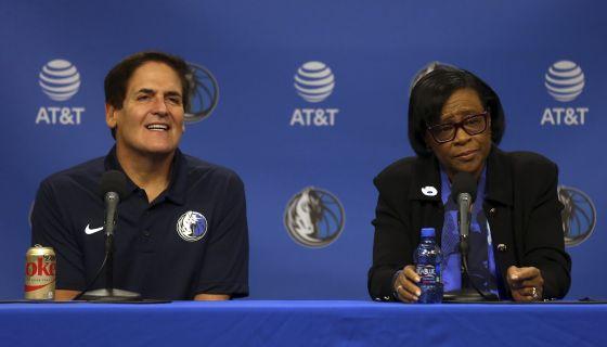 Mavericks Hire Black Woman CEO Amid Ex-Team President's Sexual Harassment Scandal