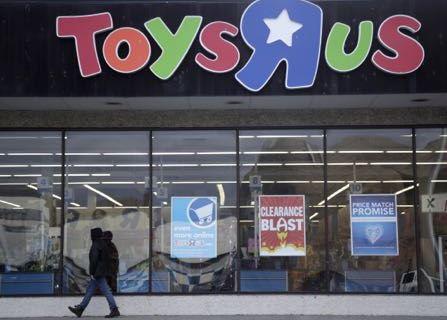 Say It Ain't So: Toys R Us Shutting Down U.S