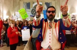 West Virginia Teachers Continue Strike Into Second Week
