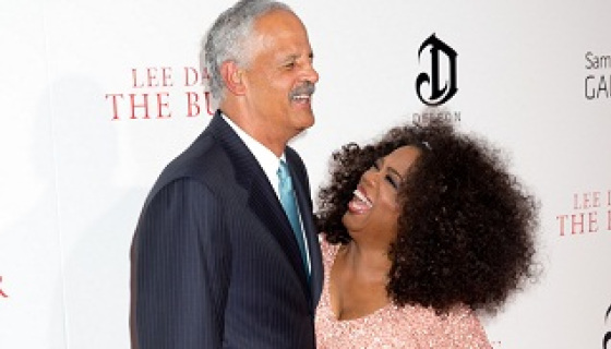 Why Does Oprah Make Few Public Appearances with Stedman?