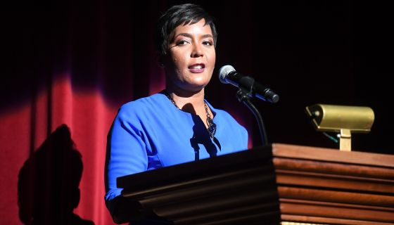 Atlanta Mayor Keisha Lance Bottoms Asks Entire Cabinet To Resign