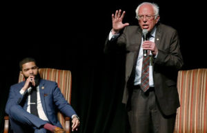 Bernie Sanders Struggles With New Path To Black Voters