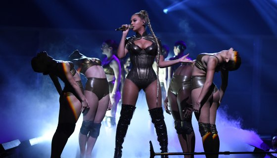 Beyonce Makes History At Coachella As First Black Woman Headliner