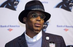 Cam Newton's Ferrari Gets Into An Accident With A Dump Truck