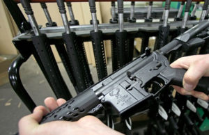 Judge: Assault Weapons Ban Doesn't Violate 2nd Amendment