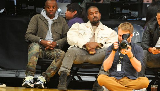 Kanye West Has An Epic Tweetstorm From The Sunken Place…Literally!