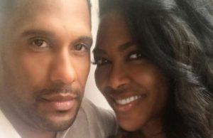 Kenya Moore Denies Surrogate Pregnancy