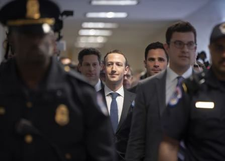 Mark Zuckerberg To Appear Before Congress In Facebook Scandal