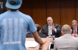 Nassar Victim: Michigan State Leader Offered Secret Payoff