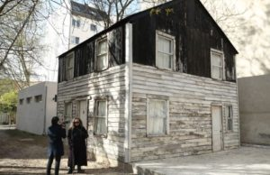 Rosa Parks Home To Be Shown, After Trans-Atlantic Journey