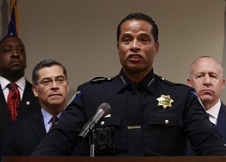 Sacramento Police Chief Struggles With Change After Shooting